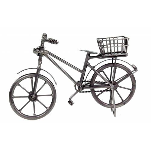 Udo Schmidt Bremen...das Original Spardose »Fahrrad mit Korb Deko Geldgeschenk Geschenk«