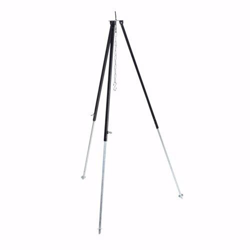 acerto® Feuerstelle »Dreibein Teleskopgestell 120 m«