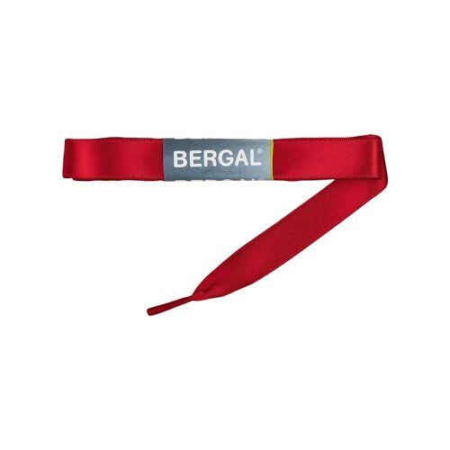 Bergal Schnürsenkel »Satinsenkel Flach ca. 15 mm breit«, Rot