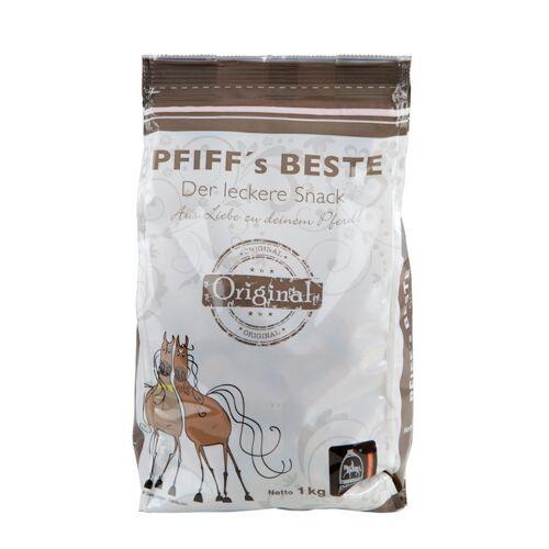PFIFF Leckerlibeutel »´s BESTE Pferdebonbons« (2 Beutel a 1 kg)