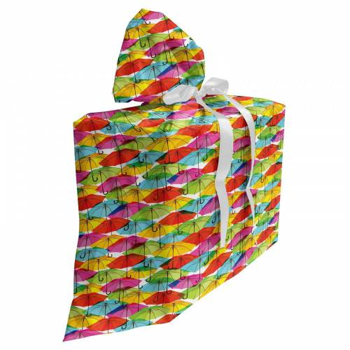 Abakuhaus Geschenkbox »3x Bändern Wiederbenutzbar«, Regenschirme Vivid Regenschirm