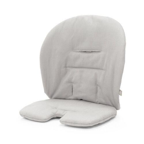 Stokke Hochstuhlauflage »Steps™ Kissen«, Steps Baby Set Kissen - Zubehör für Steps Stuhl - Hochstuhl-Kissen für Babysitz - Farbe: Timeless Grey, Timeless Grey
