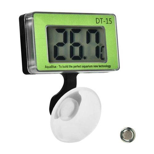 kueatily Aquarienthermometer »Aquarium Thermometer Aquarium Temperaturmessgerät Digitales Wasserthermometer Aquarium Digitalanzeige Thermometer mit Saugnapf für Terrarium Aquarium Aquarium«