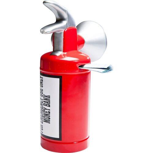 KARE Spardose »Spardose Caution Fire«