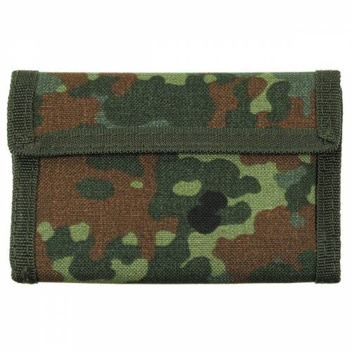 MFH Mini Bag, flecktarn