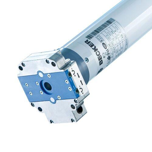 Becker Rollladenmotor »L120 - M05 Rollladen- und Sonnenschutzantrieb mit Nothandkurbelanschluss 120 Nm 245 kg Zugleistung SW70«