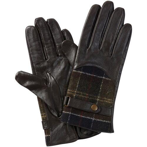 Barbour Lederhandschuhe »Handschuh Dee Tartan«