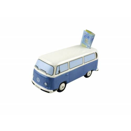 VW Collection by BRISA Spardose »VW Bulli T2«, Blau