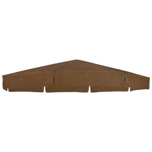 sungarden Ersatzschirmbespannung , Ø 350 cm, Ø 350 cm, rund, braun