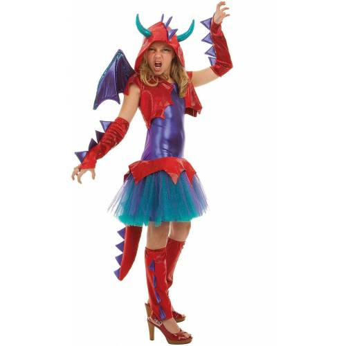 mottoland Kostüm »Kostüm Dragon Shrug«