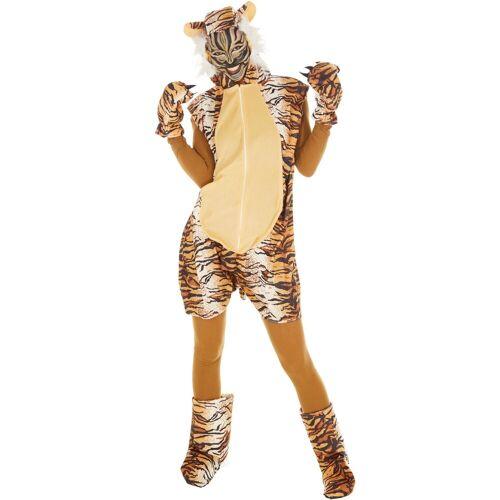 tectake Kostüm »Kostüm Tiger«