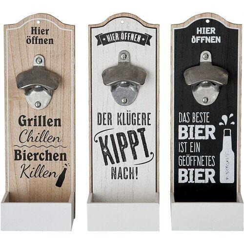 GILDE Korkenzieher »Wand-Flaschenöffner«