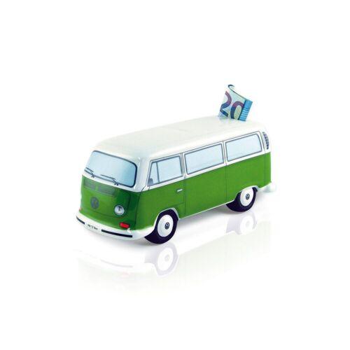 VW Collection by BRISA Spardose »VW Bulli T2«, Grün
