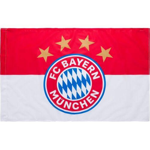 FC Bayern Fahne »Fahne München, Logo, 60 x 90 cm«