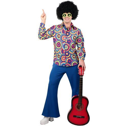 Orlob Kostüm »Summertime Hippie Hemd«