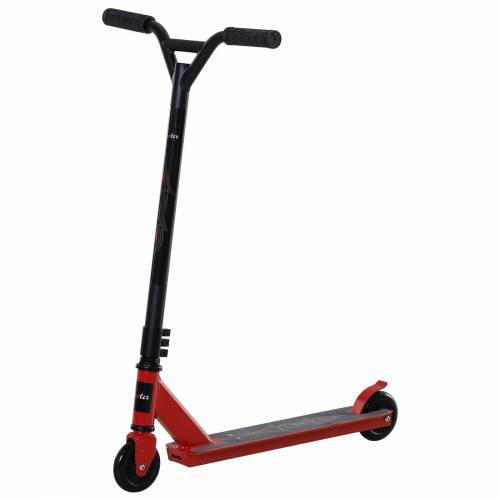 HOMCOM Scooter »Tretroller für Kinder«, rot
