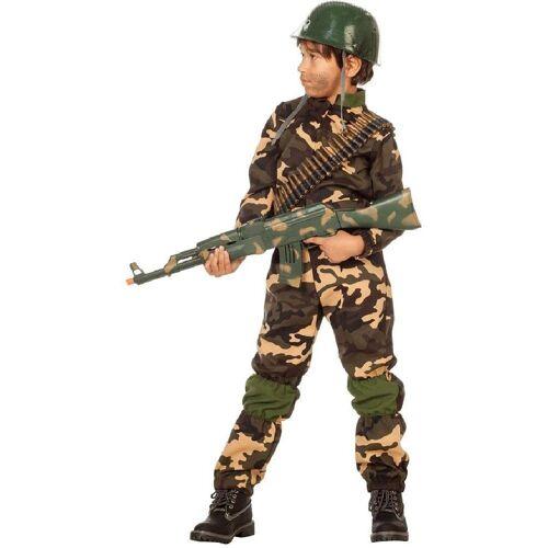 Wilbers Kostüm »Commander Kid Soldat Kinderkostüm«
