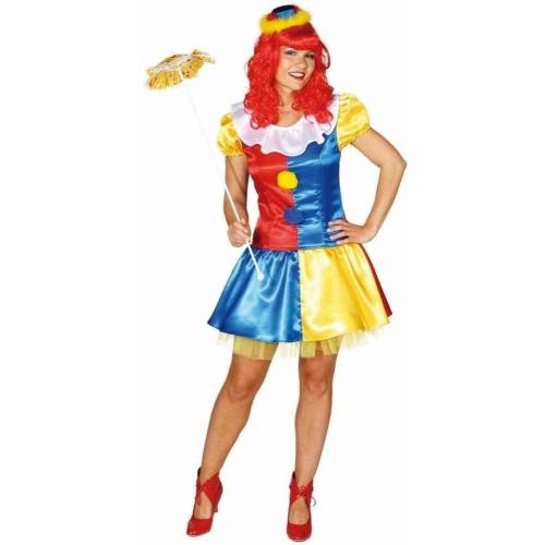Orlob Kostüm »Sexy Clown Kostüm für Damen«