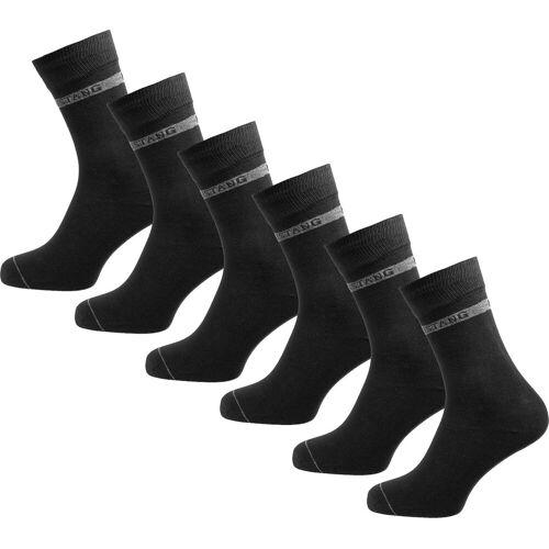 MUSTANG Socken »Online Men Sock Basic 6p«