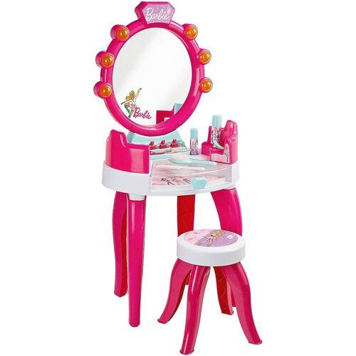 Klein Schminktisch »Barbie Schminktisch mit Hocker inkl. Zubehör, pink«