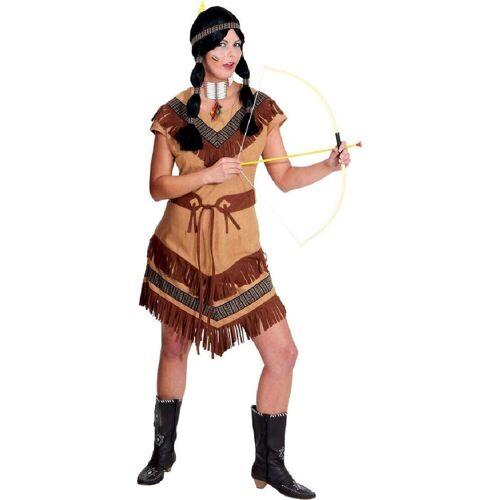 Orlob Kostüm »Indianerin Rufende Eule Damenkostüm«