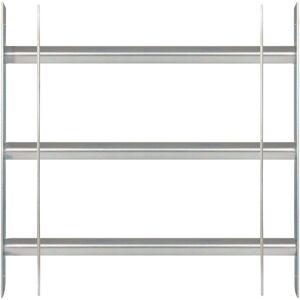 GAH Alberts Fensterschutzgitter »Secorino Basic«, BxH: 50-65x45 cm