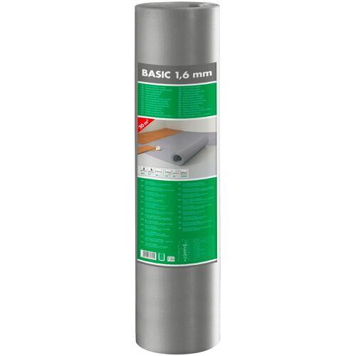 Selit Trittschalldämmfolie »BASIC«, 1,6 mm Stärke, für Parkett-/Laminatböden