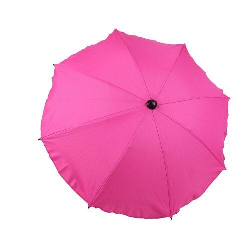 Clamaro Kinderwagenschirm, 9 rosa