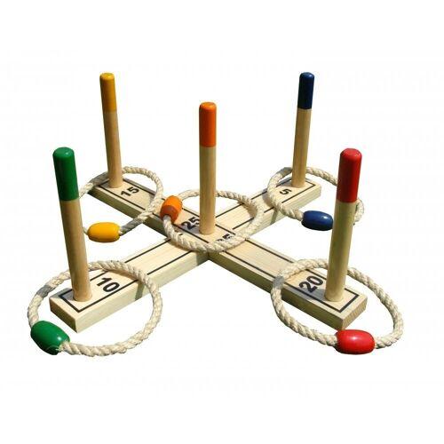 Bandito Outdoor-Spielzeug »Ringwurfspiel in Holzausführung«