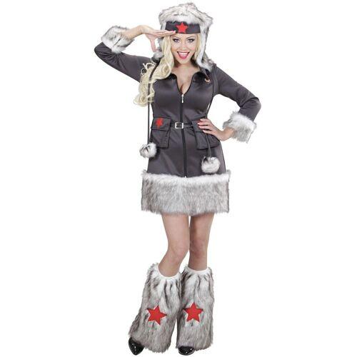 Widmann Kostüm »Sexy Nikita Russische Soldatin Kostüm«
