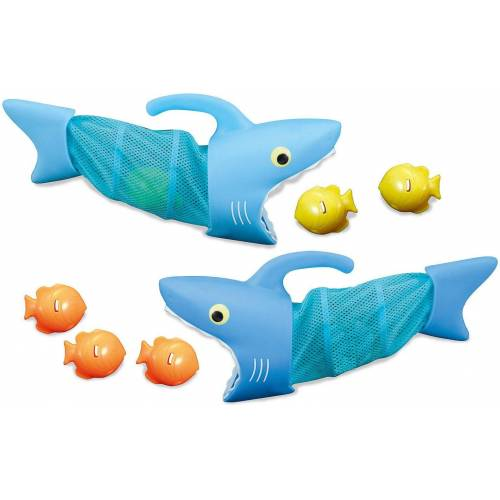 Melissa & Doug Wasserspielzeug »Poolspielzeug Haifischjagd«