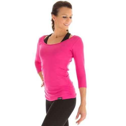 Winshape 3/4-Arm-Shirt »WS4«, pink