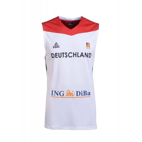 PEAK Trikot »Germany 2016« im Originaldesign, weiß