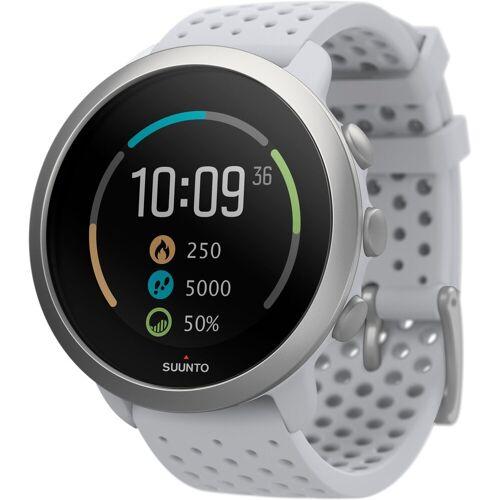 Suunto 3 Smartwatch (Proprietär), white   Pebble White