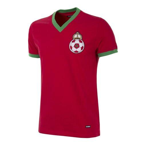 COPA Fußballtrikot »Retro Marokko 1970's«