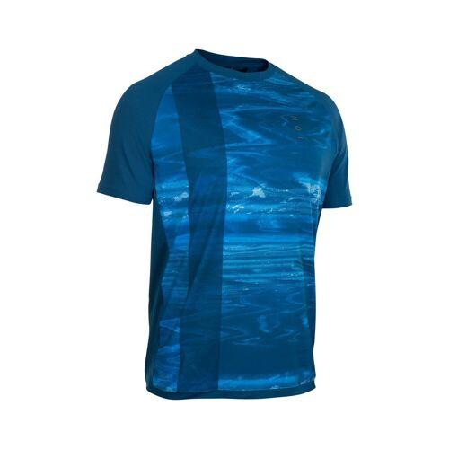 ION Radtrikot »Fahrradtrikot Tee SS Traze AMP«, blau