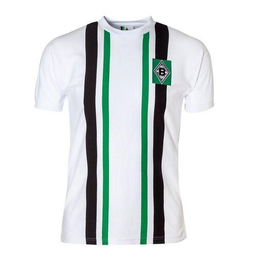 Borussia Mönchengladbach Fußballtrikot »Retro-Trikot Heimtrikot 1974«