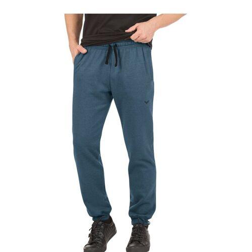 Trigema Sweathose, jeans-melange