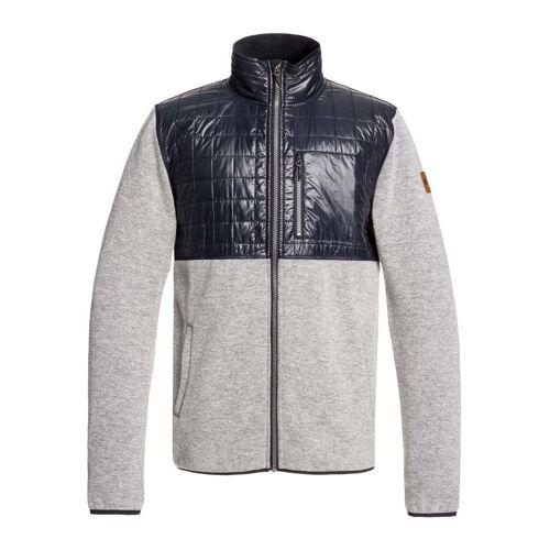 Quiksilver Sweatshirt »Into The Wild«, grau