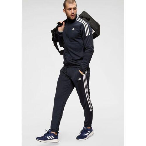 Adidas Performance Trainingsanzug »TRACKSUIT TEAM SPORTS« (Set, 2-tlg), marine