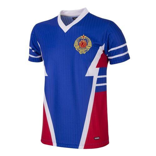 COPA Fußballtrikot »Retro Jugoslawien 1990«