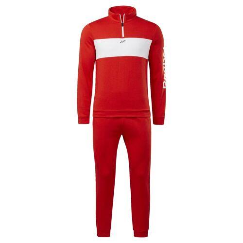 Reebok Trainingsanzug »Training Essentials Linear Logo Track Suit«