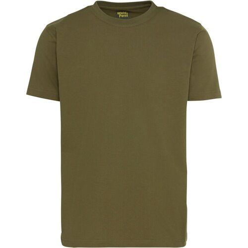 Wald & Forst T-Shirt 2er-Pack, Schilf + Oliv