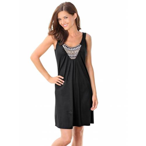 Sommerkleid »Sommerkleid«, schwarz