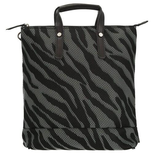 Jost Rucksack »Mesh X-Change 3 in 1 Bag Beutelrucksack XS 32 cm«, zebra