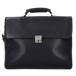 Harold's Countr Aktentasche 37 cm Laptopfach, schwarz