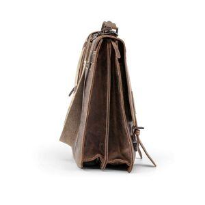 Klondike 1896 Aktentasche »Liam«, mit praktischem Tragegriff
