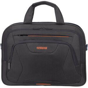 American Tourister® Laptoptasche »At Work 15.6, black/orange«