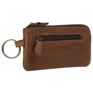 Bagan Schlüsseltasche (1-tlg), Schlüsselanhänger, cognac