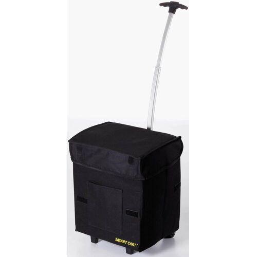 Einkaufstrolley »Smart Cart«, 25 l, klappbar, schwarz